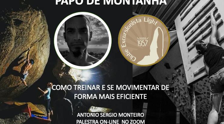 Papo de Montanha - Como treinar e se movimentar de forma mais eficiente.