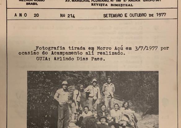 Boletim CEL - Setembro e Outubro 1977