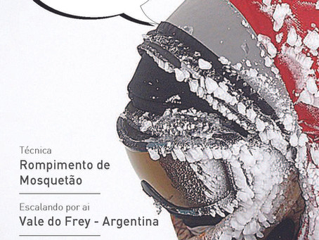 Revista Papo de Montanha - Janeiro 2013