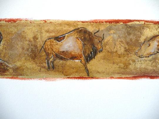 peinture-cuivre-or-cadre-bison-chauvet.jpg