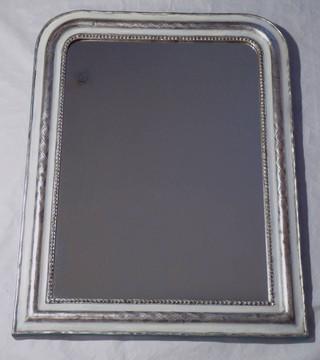 miroir-louis-philippe-restauration-argent-or-cadre-lodeve