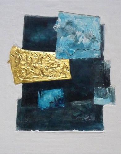 tableau-abstrait-bois-dore-or-cadre-lodeve