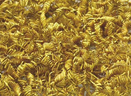 Archéologie : l'énigme des 2 000 spirales d'or danoises