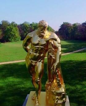 Hercule à Vaux-le-Vicomte