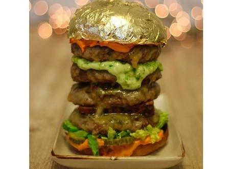 L'or dans la gastronomie : les plats du jour