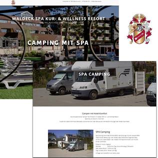 Spa Camping in Bad Dürrheim