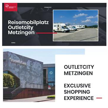 Die Outlet Stadt Metzingen