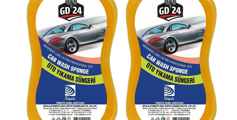 GD24 Oto Yıkama Süngeri