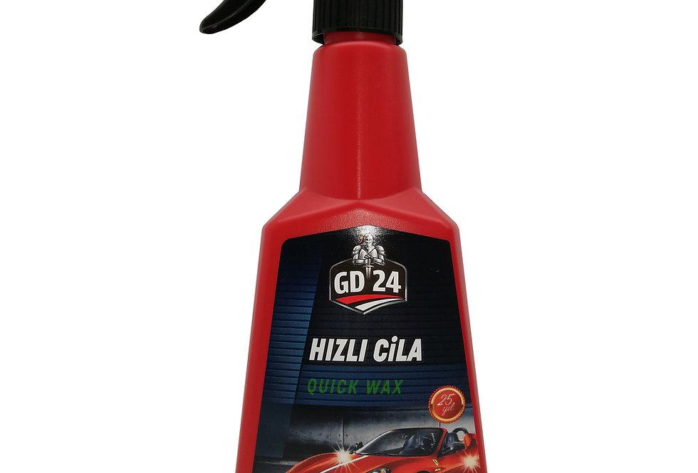 GD24 Pratik Hızlı Cila 500 ml