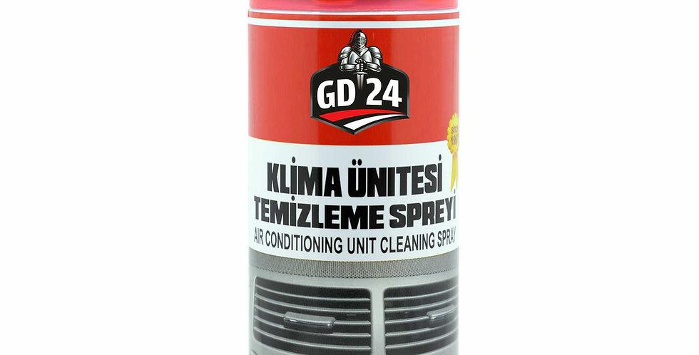 GD24 Araç Klima Temizleme Spreyi - 400 ml
