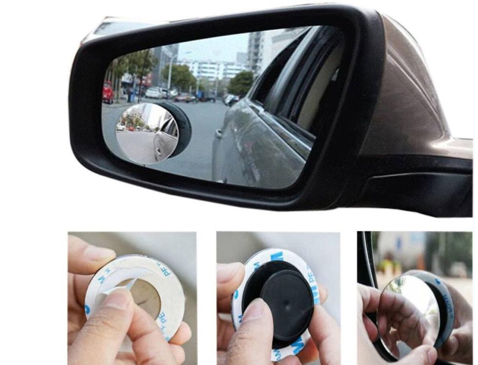 GD24 Ultra Cam Araç Kör Nokta Aynası -Yuvarlak