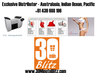 Sport Science & Technology to Australasia with Vacu Therm