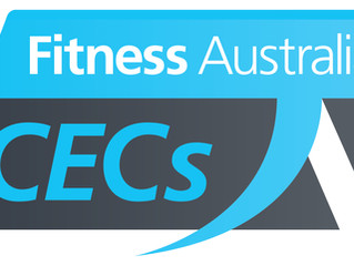 Fitness Australia approves 30 Minutes Blitz courses for Fitness Australia CECs