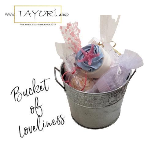 Bucket of Loveliness Gift Set