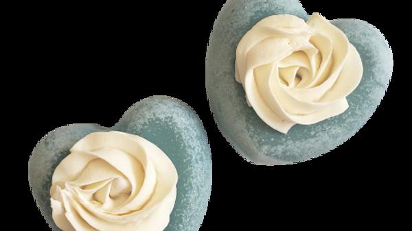 Aqua Spa Heart Vegan Soap | 4 ozs
