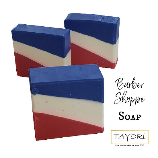 American Barber Bar Soap   3.5 ozs