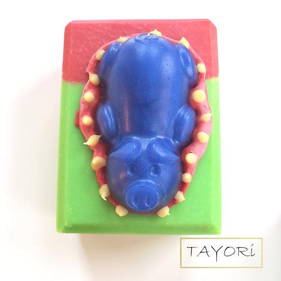 Blue Pig Natural Soap | 5+ ozs