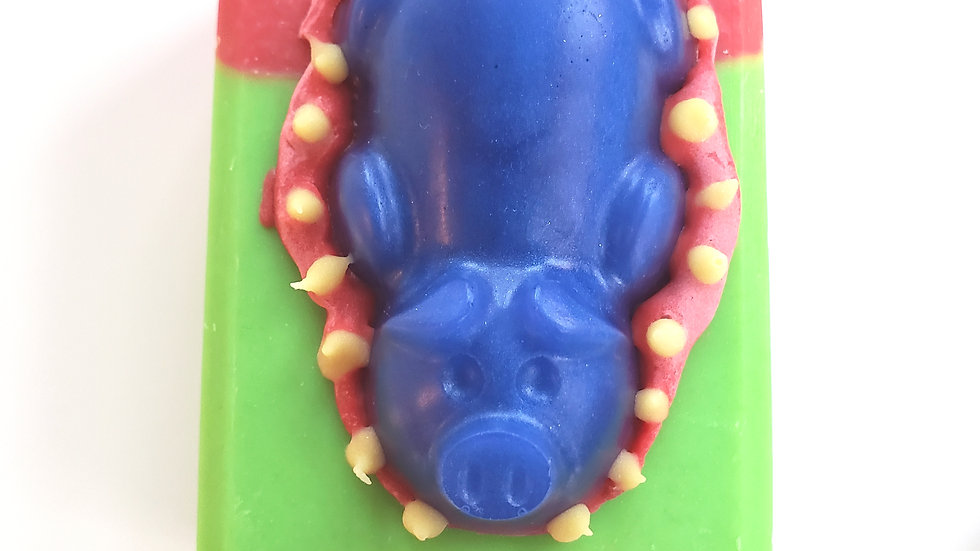 Blue Pig Natural Soap | 5+ ozs