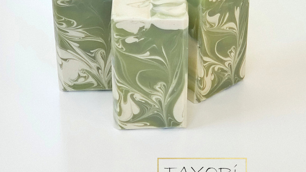 Minty Citrus Cilantro Bar Soap | 5+ ozs