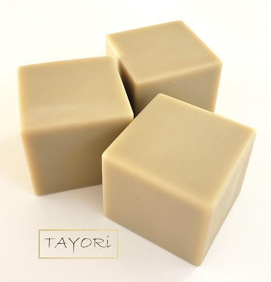 Avocado & Hemp VEGAN Soap Cubes   5+ ozs