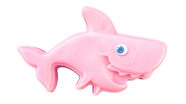 Neon Pink Shark Bar Soap | 10.5 oz or 11+ oz or 11.5 oz