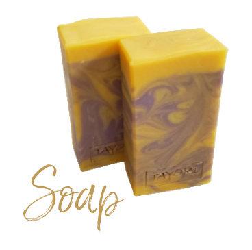 Citrus Lavender Bar Soap | 4 ozs