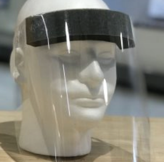 How To Make Face Shields for Medical Workers