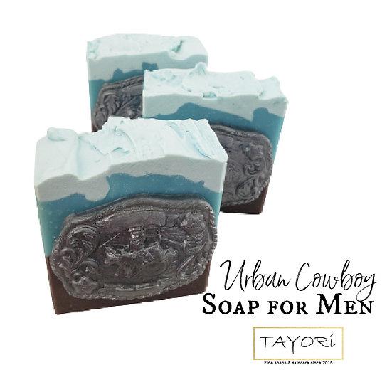 URBAN COWBOY Natural Soap | 6 ozs