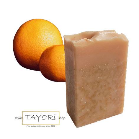 Orange Essential Oil VEGAN Soap | 3.5 ozs