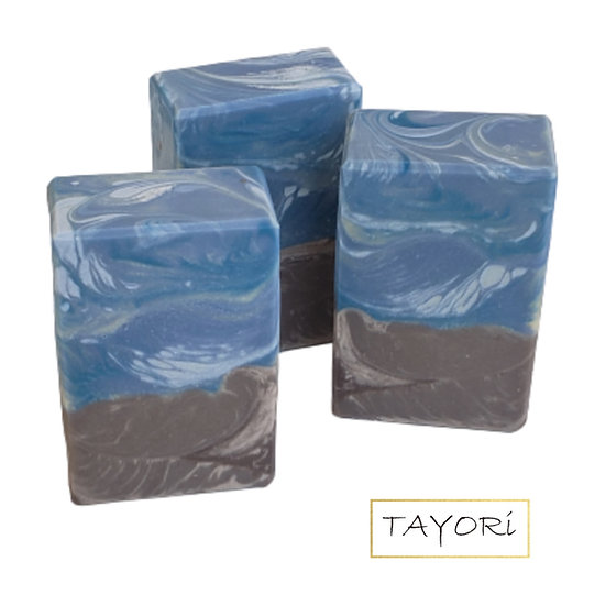 SEASIDE COTTON Natural Soap | 3.5 ozs