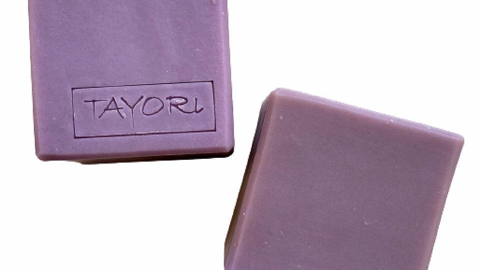 Simply Lavender Cube Soap | 4 ozs