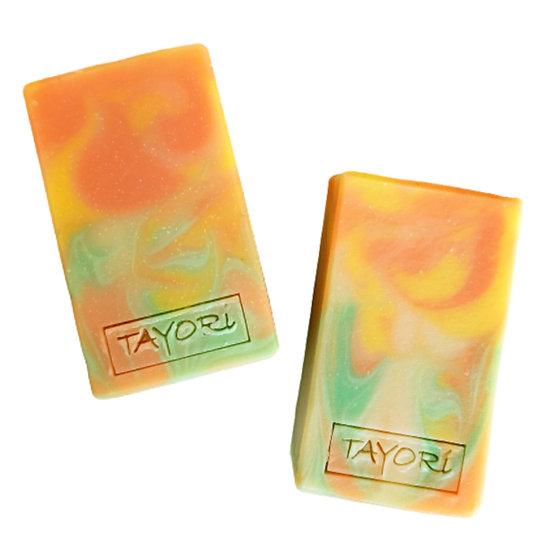 Apricot Freesia Bar Soap   2.5 oz or 4 oz