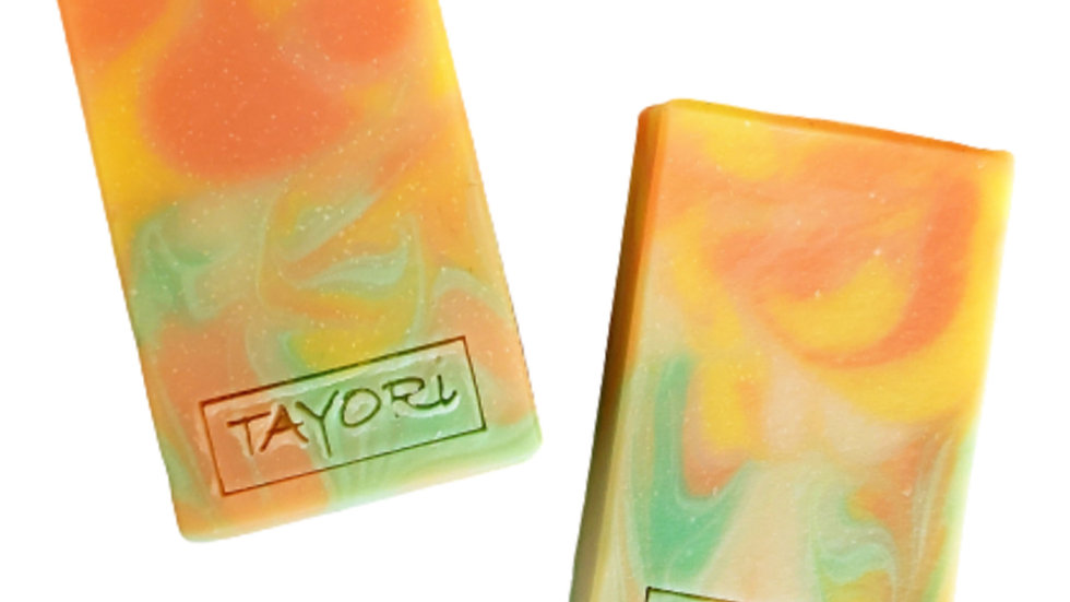 Apricot Freesia Bar Soap | 2.5 oz or 4 oz