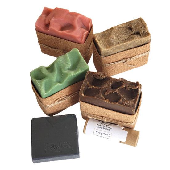 The Big Hand Soap Set | Boxed set for men