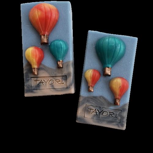Balloon Fiesta Bar Soap | 4 ozs (Made to order)