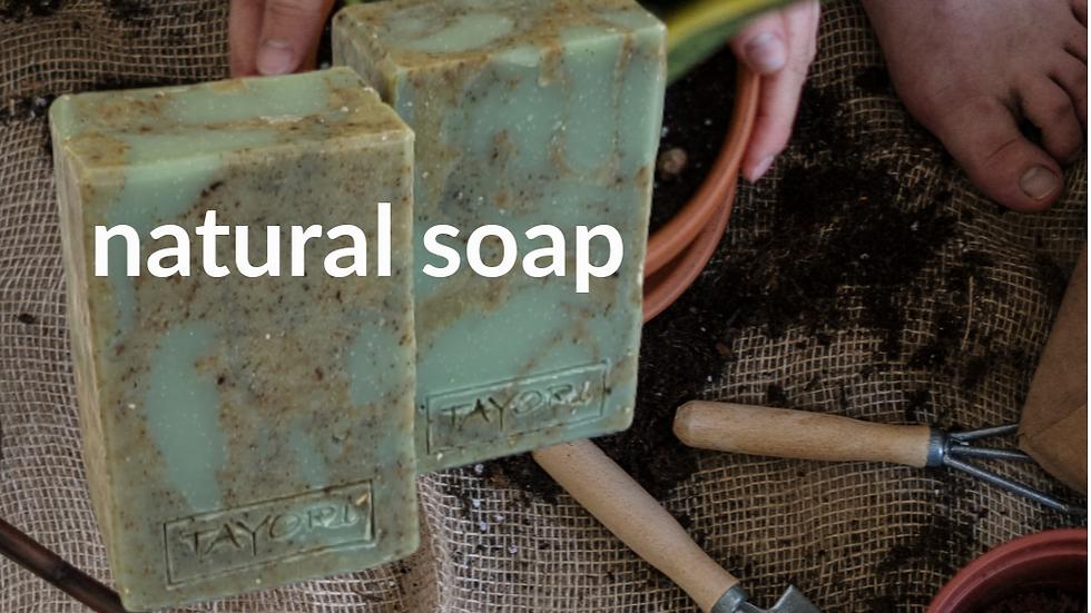 Green Spaces VEGAN Bar Soap | 2.5 oz or 4 oz