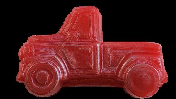 Little Red Truck Glycerin Soap   3 oz