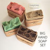 Big Hand Soap Set