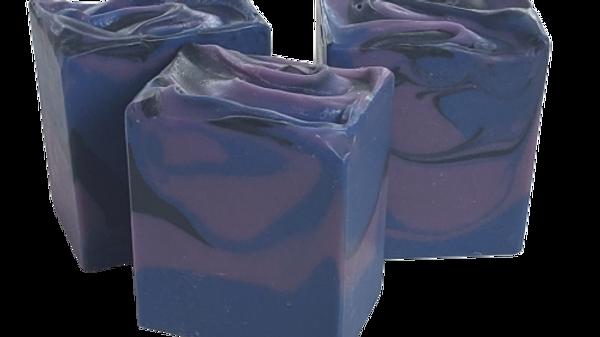 Midnight Pomegranate Soap | 4.5 oz