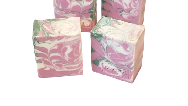 PINK PEONY Natural Soap | 4 ozs