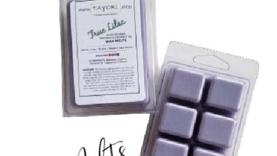 True Lilac Natural WAX MELTS | 3 oz Clamshell
