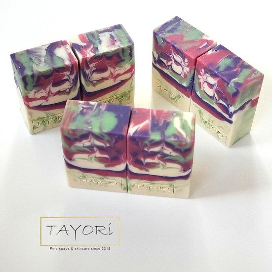 Butterfly Garden Bar Soap  | 4 ozs