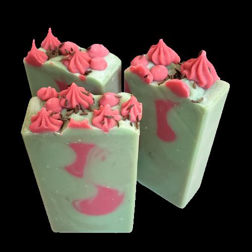 Queen of the Desert Vegan Bar Soap | 4.5 ozs