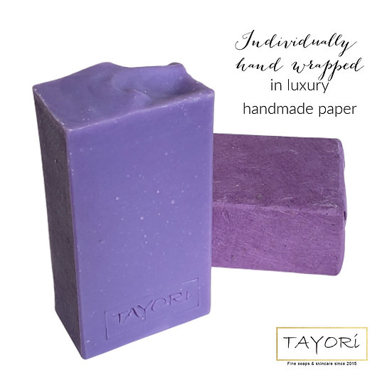 Purple Pumice Body Bar Soap | 4.5 oz