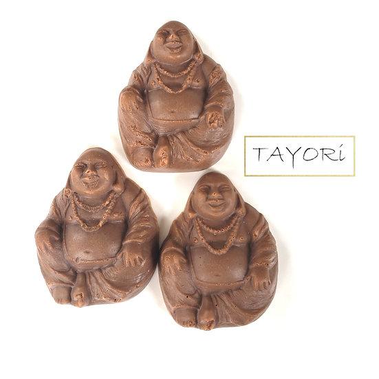 Milk Chocolate Buddha Soap   3 ozs