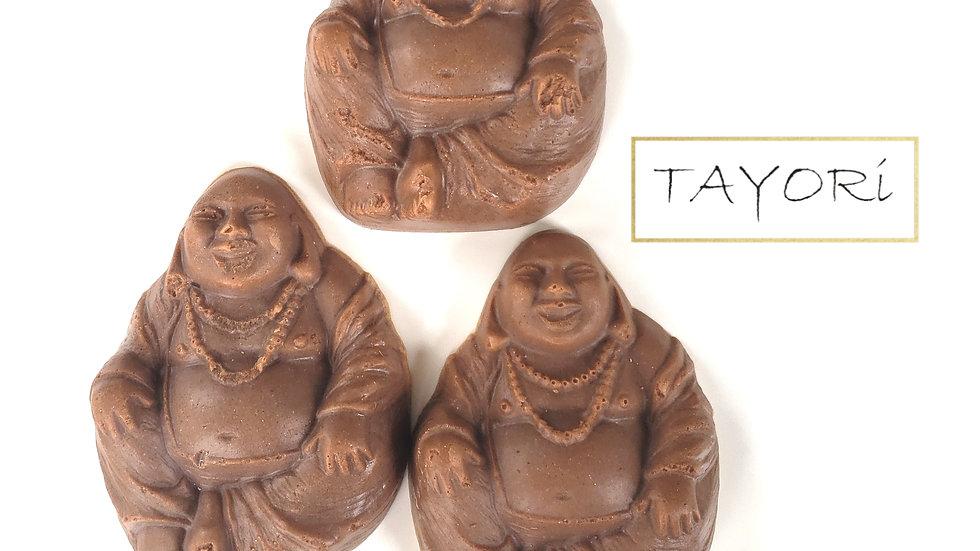Milk Chocolate Buddha Soap | 2.5 ozs