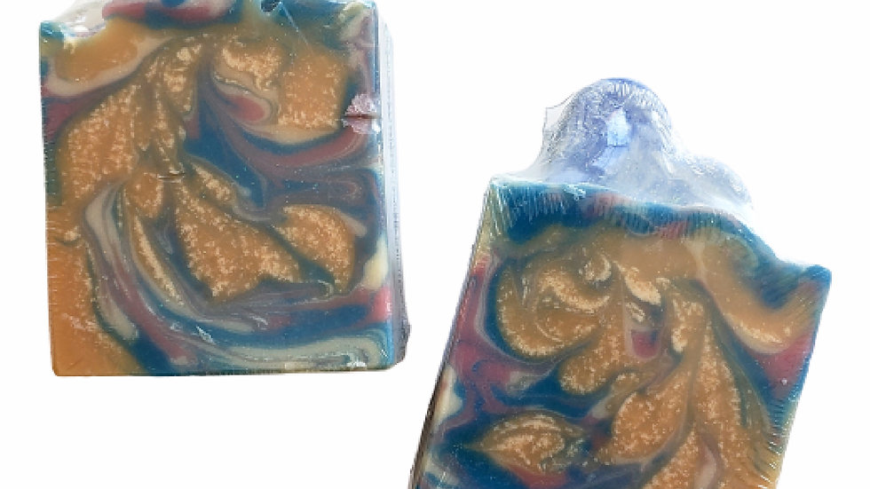 Tropical Love Bar Soap | 4 oz or 4.5 oz