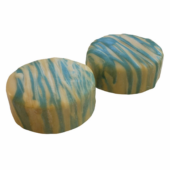 Kismet Round Bar Soap | 4 oz or 4.5 oz