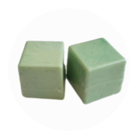 Olive Oil VEGAN Soap Cubes - Unscented | 5+ ozs