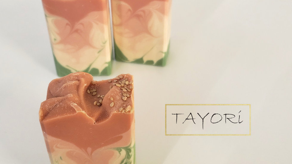 Juicy Summer Fruit Soap | 4 ozs